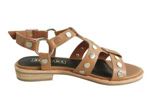 GUNTHER SANDAL-TAN