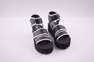 ROSELLA WEDGE-BLACK