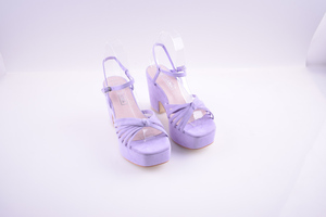 ROSY WEDGE-LILAC