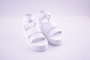 ROSELLA WEDGE-WHITE