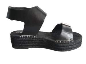 TRAVIS WEDGE-BLACK