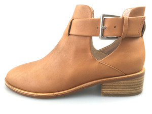 I190-BOB BOOT- LIGHT TAN